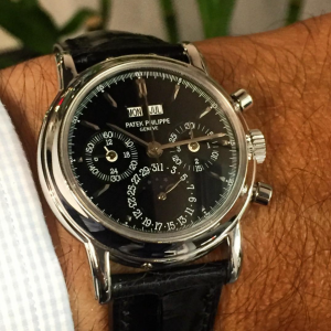 3970G with rare black dial