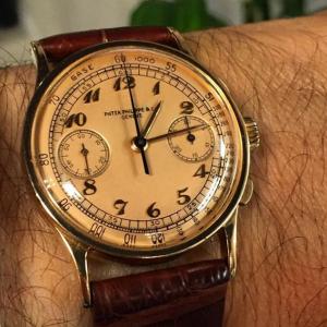 533R on wrist 05.04.18